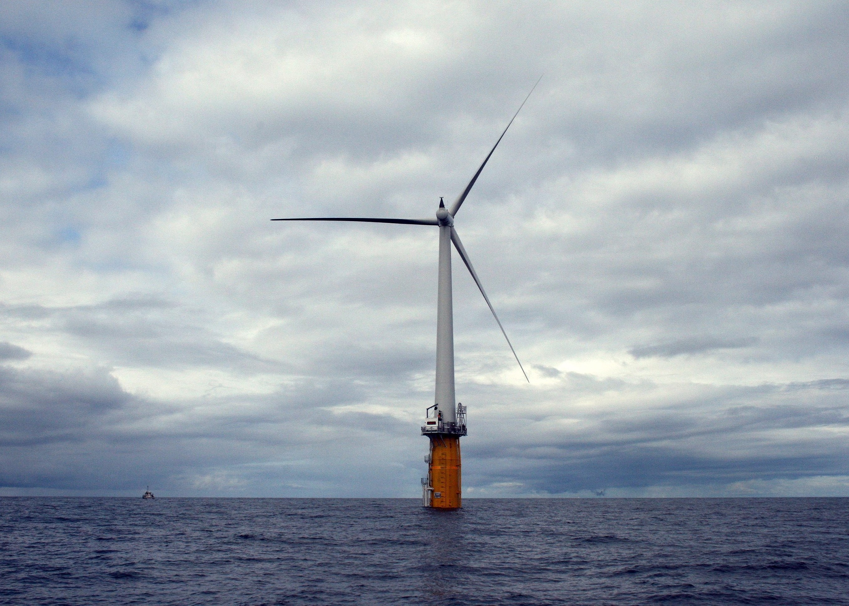 Going Deeper: A New Solution for Offshore Wind - The Liquid Grid